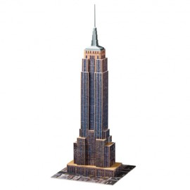 Ravensburger puzzle 3d empire state building, 216 piese