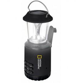 National Geographic Lanterna cu Radio pentru Camping