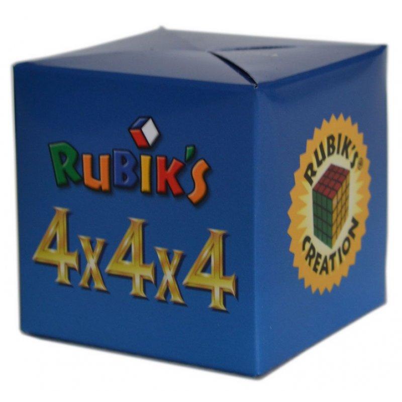 Cub Rubik in cutie albastra 4 x 4 x 4