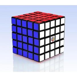 Cub Rubik 5x5x5 in cutie albastra