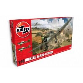 Airfix kit constructie airfix avion junkers ju87b-1 stuka