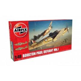 Airfix kit constructie airfix boulton paul defiant scara 1:48