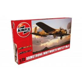 Airfix airfix armstrong whitworth whitley mkv