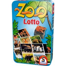 Schmidt Spiele Zoo Loto - In cutie metalica