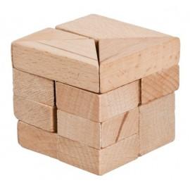 Fridolin Joc logic IQ din lemn 11