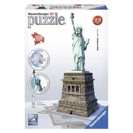 Ravensburger puzzle 3d statuia libertatii 180 piese