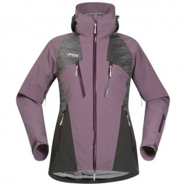 Geaca de ski bergans oppdal insulated lady - mov-m