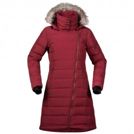 Geaca puf bergans bodo down lady -bordo-m