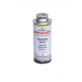 Pinguin butelie cu valva travel gas 220g