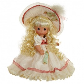 Precious Moments Papusa decor, Farmec victorian, 31 cm