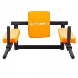 SPORTMANN Bara tractiuni si abdomene Sportmann