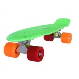 SPORTMANN Penny board Mad Cruiser Original-verde