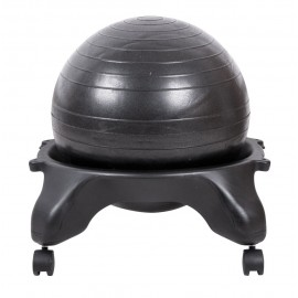 inSPORTline Scaun cu minge aerobic inSPORTline G-Chair Basic