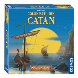 Kosmos colonistii din catan - navigatorii (extensie)