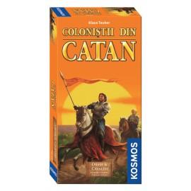 Kosmos colonistii din catan - orase & cavaleri extensie 5/6 jucatori