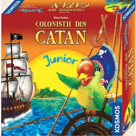 Kosmos colonistii din catan - junior / joc independent - editie noua 2014