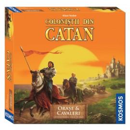 Kosmos colonistii din catan - orase & cavaleri (extensie)