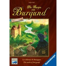 Ravensburger joc castelul burgundy