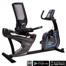 inSPORTline Bicicleta Recumbent inSPORTline inCondi R600i