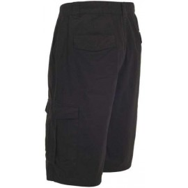 Trespass Pantaloni scurti barbati checkerboard-black