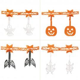 Ghirlanda decorativa halloween - 2,20 m, 54519, 1 buc, 4 modele