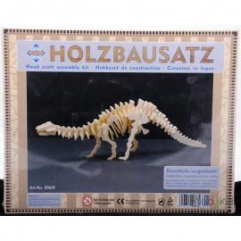 Puzzle lemn Brontosaurus