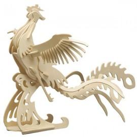 Puzzle 3D Phoenix