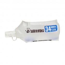 Recipient apa pliabil 12 Survivors 1 l