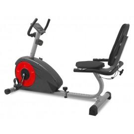 Scud Bicicleta Magnetica Recumbent Swift H5