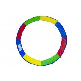 SPORTMANN Protectie Arcuri pentru Trambulina Multicolor 244 cm L641