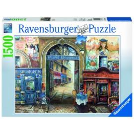 Ravensburger puzzle pasaj din paris, 1500 piese