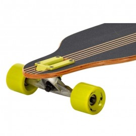 Spartan sport longboard MAPLE SURFER 38""