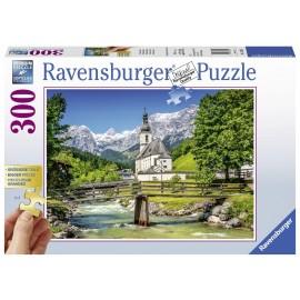 Ravensburger puzzle ramsau bavaria, 300 piese
