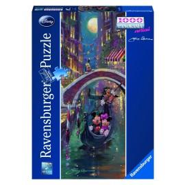 Ravensburger puzzle romantism in venetia, 1000 piese