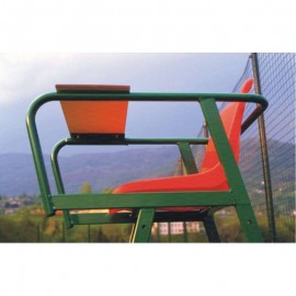 Vivisport scaun arbitru tenis din otel