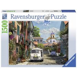 Ravensburger puzzle sudul frantei, 1500 piese
