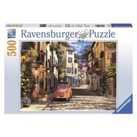 Ravensburger puzzle sudul frantei, 500 piese