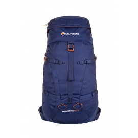 Montane rucsac summit tour 50+15-antarctic blue-m/l