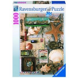 Ravensburger puzzle suveniruri marine, 1000 piese