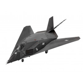 Revell Model Set avion F-117 Stealth Fighter