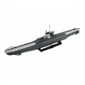 Revell Model Set submarin German Submarine Type VII C - 05093