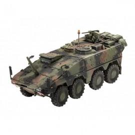 REVELL Model Set transportor GTK Boxer Command Post NL