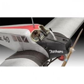 REVELL Model Set avion Junkers F.13