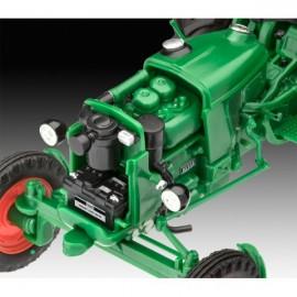 REVELL Model Set tractor Deutz D30 (easy click)