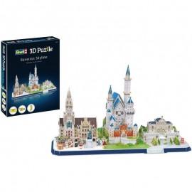 REVELL 3D Puzzle Bavarian Skyline