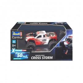 "REVELLL masina cu tecomanda X-Treme RC Buggy ""Cross Storm"""