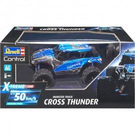 "REVELL masina cu telecomanda X-Treme RC Truck ""Cross Thunder"""
