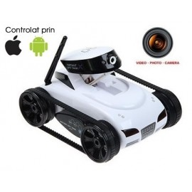 I-Spy - Tank control - Android/iPhone, Camera Video