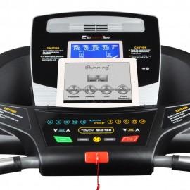 inSPORTline Banda de alergare electrica inCondi T400i, 3.5 CP, 180 kg