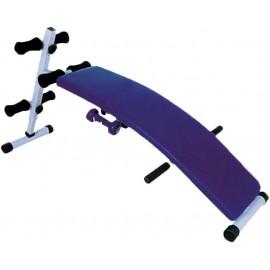 Spartan sport banca pentru abdomene curbata